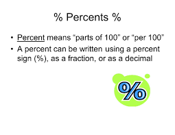 2 percents