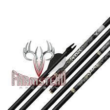 Easton Hexx Spine Chart Shafts Carbon Arrows 400