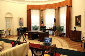desk oval office. Resolute Desk Replica For Sale Amusing Image Of Amazing Oval Office Space Stunning Recreating The A With Designated Survivors Production Designer Curbed Dc R