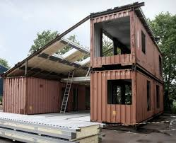 Impressive Storage Container Homes Shipping Container Homes Nifty Homestead