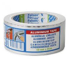 <b>Лента алюминиевая</b> 50 мм х 25 м <b>Folsen</b> в Калининграде