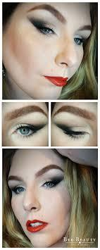 dramatic makeup get the look makeup tutorial morticia addams