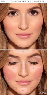 how to basic contour makeup tutorial this is the first contouring image i ve seen that looks natural and not severe how to basic contour makeup