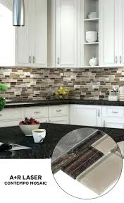 Installing Glass Mosaic Tile Backsplash