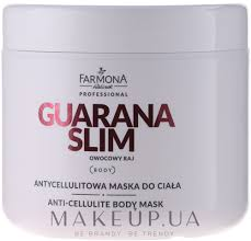 Farmona Professional Guarana <b>Slim</b> Anti-Cellulite <b>Body</b> Mask ...