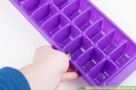 Decorative Ice Cube Trays How to Make Ice Cubes with an Ice Tray 100 Steps with Pictures 29