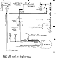 chevrolet blazer i have a powermaster alternator based on here is wiring diagram