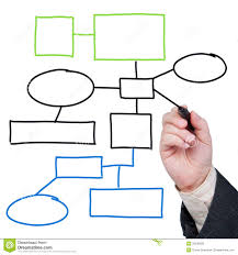 Drawing Chart Hand Drawing Chart Marker Stock Image Image Of Background