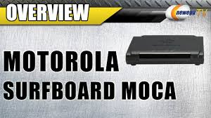 motorola surfboard moca smart video coax adapter 10 100 base t motorola surfboard moca smart video coax adapter 10 100 base t ethernet overview newegg tv