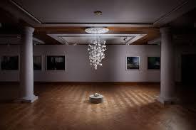 rebecca wilson s memoria combines delicate china and fine optical fbres