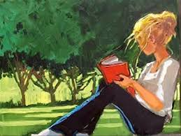 Resultado de imagen de adolescentes leyendo libros