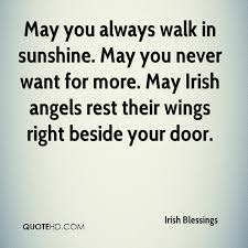 Irish Blessings Quotes QuoteHD Stunning Blessings Quotes