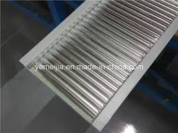 china suspended metal ceiling tiles aluminum corrugated ceiling board for commercial buildings china aluminum ceiling metal ceiling