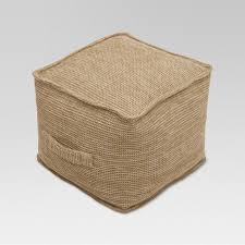 Target Outdoor Pouf