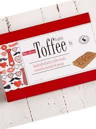 english toffee gift box