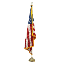 Indoor Us Flagpole Kits U S Flag Store