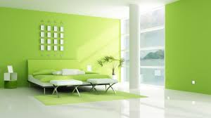 nice lime green wall decor in master bedroom design with free standing bookcase feats modern bench furniture on lime green wall artwork with nice lime green wall decor in master bedroom design with free