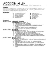 Production Coordinator LinkedIn axzgh limdns net draft resume example resume  examples for Sample Resume Resume Distribution