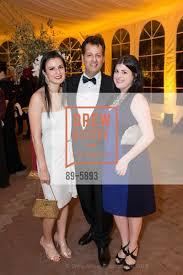 Monica Arana with Robert Destino and Francesca Arana