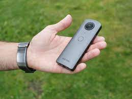 Ricoh courts developers with plug-in program for the Theta V 360 camera:  Digital Photography Review