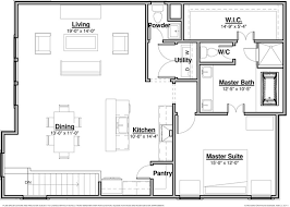 Nice Floor Plan Blueprint Software 10 1 In Real Estate Color Floor Single Family House Plans