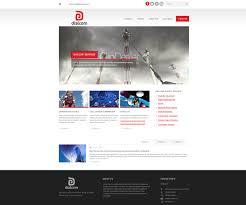 Wordpress Design India Telecommunications Wordpress Design For Dialcom Inc By