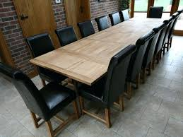 dining room tables that seat 16 alluring large table seats and extra long furniture