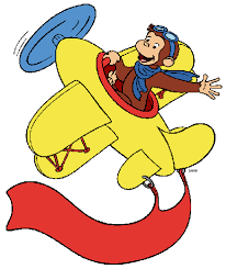 414x491 28 collection of curious george with balloons clipart high