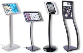Menu Display Stands Restaurant Menu Holders Sign Holders Covers Outdoor Cases Floor Stands 5