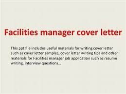 Facilities Assistant Cover Letter Pointrobertsvacationrentals Com