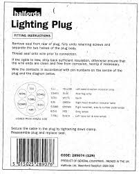 trailer lighting board wiring diagram lark fitting out 4 Flat Trailer Wiring Diagram trailer lighting board wiring diagram lighting_plug jpg
