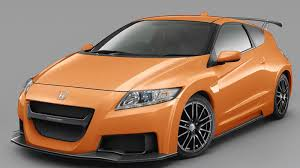 Latest Honda CR-Z Mugen concept is rated RR - Roadshow