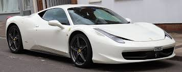 Inside, the ferrari is modern and luxurious, giving you a rare, combined feel of elegance and power. Ferrari 458 Wikipedia