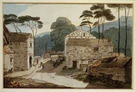 Part of Ambleside | List of Works | Francis Towne | Paul Mellon Centre for  Studies in British Art