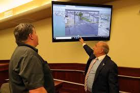 Sea Isle City Launches 24 Hour Live Flood Cam News