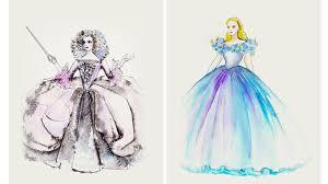 Costume Designer Exclusive Cinderella Costume Designer Sandy Powell Tells
