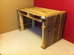 pallet furniture desk. Pallet Furniture Desk U