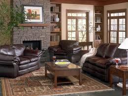 wonderful leather sofa living room ideas brown leather sofa living room ideas okindoor