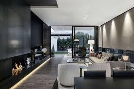 Einrichtung In Schwarz Und Weiß   Kontraste Im Interieur, Innenarchitektur  Ideen