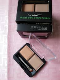 eyebrow shadow. jual mac big eyes brow shaping powder / eyeshadow alis eyebrow bubuk - dravinshop | tokopedia shadow