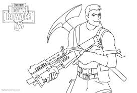 Amazing Coloriage Fortnite Scar Genial 10 Features Weapons We Need