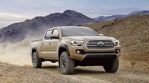 toyota trucks. toyota trucks september 2016 truck sales both up 2017 tacoma pickup 01 550x309 9