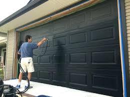 metal garage door paint painting steel garage door painting steel garage doors painting metal roller doors