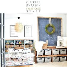 decoration about clutter busting with a farmhouse style from fabulous entryway to finding home for