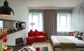 1 bedroom apartment decorating ideas 20 stunning all in one room apartment