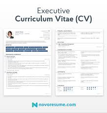 Cv Exemplars How To Write A Cv That Gets Noticed With 2019 Examples