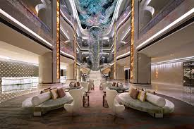 Marriot Hotels, luxury interior design trends by  Hospitality-JW-Marriott-Macau hba