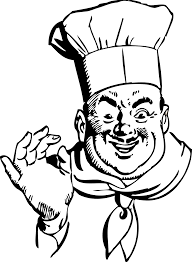 cooking clipart black and white. Unique Clipart Picture Free Download Chef Panda Images Chefclipartblackandwhite Clip  Campfire Art At Cooking Clipart Black And White And Clipart Black White A
