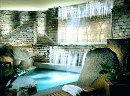 indoor waterfall wall water walls stone decor with elegant design toronto fountain wate
