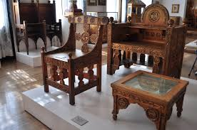 historic modern wood furniture. filemaryhill museum gilded wood furniture from cotroceni palace 02jpg historic modern